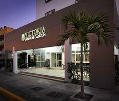 Hospital Victoria Medical Cancún en Cancún, Quintana Roo. Sin duda unos de los mejores de cancún pequeño y privado, pero con la mejor atención y tecnología, a un precio super accessible.