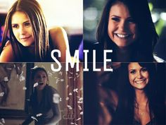 Elena Gilbert|Smile♡