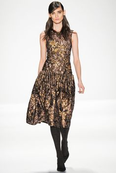 Badgley Mischka | Fall 2014 Ready-to-Wear Collection