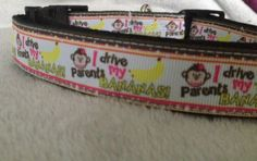 by ElaynesBoutique on Etsy Handmade Dog Collars, Rescue Dogs, I Love Dogs, Cool Things To Make, Fur Babies, Cool Designs, Coin Purse, Parents, Boutique