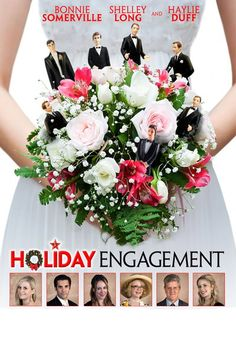hulu - holiday  Starring Shelley Long and Haylie Duff.