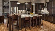 15 Charming Modern Rustic Kitchen Design Ideas