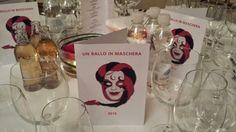 """Auch dieses Jahr fand der mittlerweile 11. Maskenball des """"Lions Club Wien Arte"""" im Palais Auersperg statt - begleitet vom Wiener Residenzorchester. Mit dem Reinerlös wird die Aktion """"Licht ins Dunkel"""" unterstützt. - Menükarten Lions Club, Vodka Bottle, Drinks, Masquerade Ball, Light In The Dark, Orchestra, Action, Drinking, Beverages"""