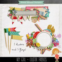 Quality DigiScrap Freebies: elements