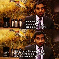 Aziz ansari online dating quotes