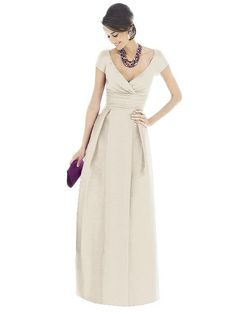 Alfred Sung Bridesmaid Dress D501 http://www.dessy.com/dresses/bridesmaid/d501/