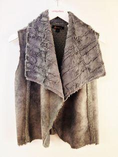 Ella Moss vest , oh I need this !