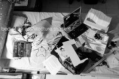 Aspiring architect student