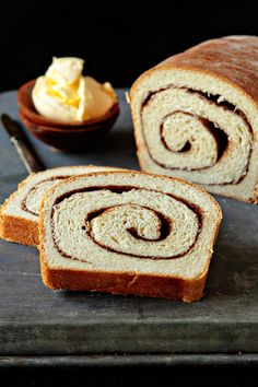 Cinnamon Swirl Bread from @Jamie Wise Lothridge of My Baking Addiction