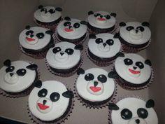 #cupcake #byDkitchen #panda #chocolatecupcake