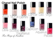 """Chanel Nail Polish - Preferences"" by tworaysofsunshine ❤ liked on Polyvore featuring beauty and Chanel"