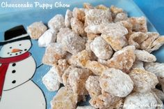 Cheesecake Puppy Chow