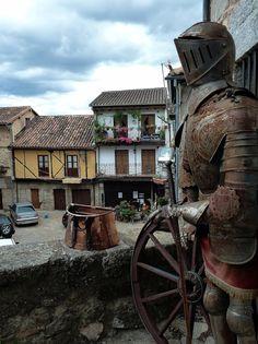 Miranda del Castañar, Salamanca, Castilla y León, España