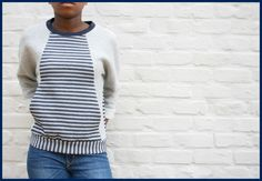 sweater test (blue)