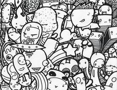 Doodle: Lazy Doodle by MrQueezyDoodle.deviantart.com on @deviantART