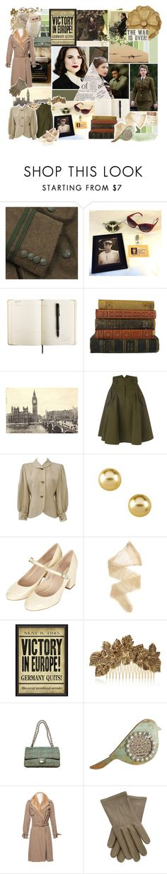 """I might only have one match // but I can make an explosion"" by capfan2014 on Polyvore featuring Nigel Cabourn, Atwell, French Connection, Topshop, Wolford, Dot & Bo, Maison Michel, Pier 1 Imports, Lanvin and marvel"