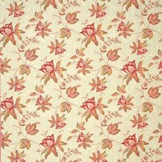 Flores Fabric Classic (DFLOFL303) - Sanderson Flores Fabrics Collection