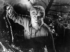 Lon Chaney, Jr. in The Wolfman 1941