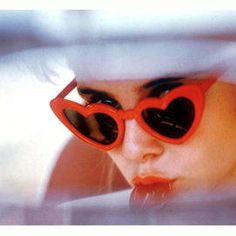 View Sue Lyon as Lolita by Bert Stern on artnet. Browse more artworks Bert Stern from Staley-Wise Gallery. Bert Stern, Photo Vintage, Look Vintage, Vintage Glam, Vintage Art, Stanley Kubrick, Heart Shaped Sunglasses, Cat Eye Sunglasses, Vintage Sunglasses