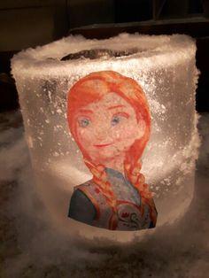 Frozen -jäälyhty