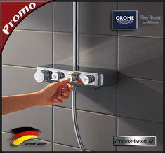 Sistem de dus cu termostat Grohe SmartControl 310