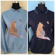 shop – Country Swirls Cat Paintings, Swirls, Graphic Sweatshirt, Country, Sweatshirts, Sweaters, Shopping, Fashion, Moda