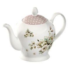 Creative Tops - Katie Alice - Cottage Flower - Teapot http://www.sandsgifts.co.uk/creative-tops-katie-alice-cottage-flower-teapot.ir