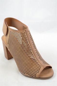 Life's A Breeze Shoe in Tan