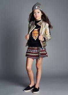 La moda que se lleva para niños de Anais and I
