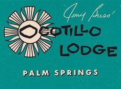 Vintage from Ocotillo Lodge from the Jerry Buss days. Dad worker here. Ps I Love You, Polynesian Culture, Mid Century Modern Decor, Island Girl, Mid Century Style, Cool Photos, Interesting Photos, Vintage Postcards, Palm Springs
