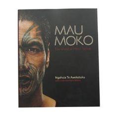 Book:+Mau+Moko+-+The+World+of+Maori+Tattoo  http://www.shopenzed.com/book-mau-moko-the-world-of-maori-tattoo-xidp184615.html