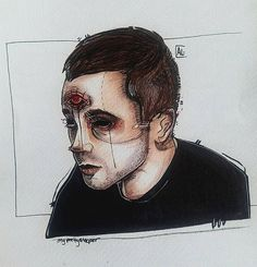 Likes, 8 Comments - Cartoon Drawings, Drawing Sketches, Art Drawings, Art Journal Inspiration, Art Inspo, Twenty One Pilots Tattoo, Clique Art, Pilot Tattoo, The Few The Proud
