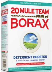 Is Borax Safe Or Not and Should It Really Be Used in Homemade Natural Cleaners?