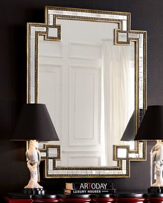John-Richard Collection Mosaic Mirror