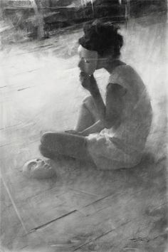 Sometimes it's not that people change, it's that the mask falls off -quotespaper (photo by Casey Baugh)