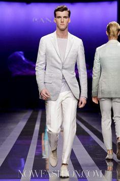 Canali Menswear Spring Summer 2013 Milan