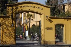 Facultad de Arquitectura y Urbanismo Buildings, Colleges