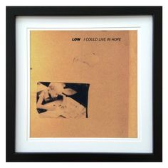 Low | I Could Live In Hope Album | ArtRockStore