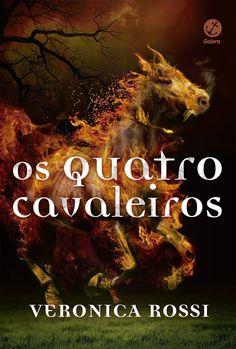 Divulgando | Os quatro cavaleiros(Riders - Vol.1), de Veronica Rossi - Cantinho da Leitura