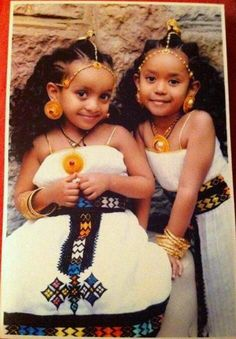 Habesha Princesses