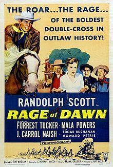 Rage at Dawn (1955 film)