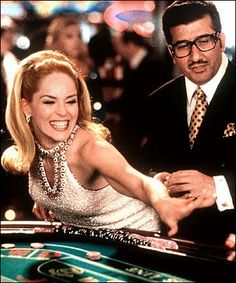 """Casino"" , Sharon Stone."