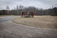 Chris Herwig - Soviet bus stops - Estonia