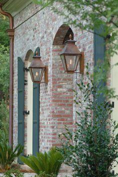 The Vicksburg Lantern — Gas or Electric | The Signature Series Lanterns | Carolina Lanterns