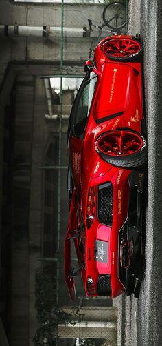 (°!°) LB Performance Lamborghini Aventador LP700 Liberty Walk