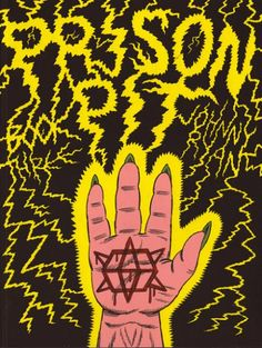 [rug burn]  Prison Pit Book Three