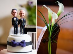 Our Funny Cake Topper