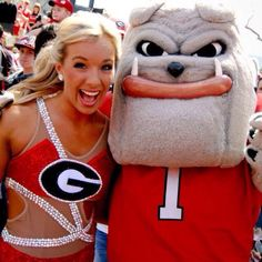 Jameson Kenerly | UGA FEATURE twirler