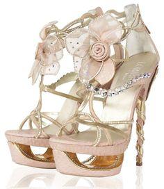 Босоножки loriblu- ограниченная коллекция  яркой обуви 2012