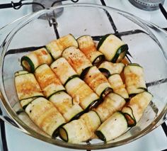 Cuketové rolky Cauliflower Vegetable, Russian Recipes, 20 Min, Zucchini, Fries, Cooking Recipes, Vegetarian, Favorite Recipes, Vegetables